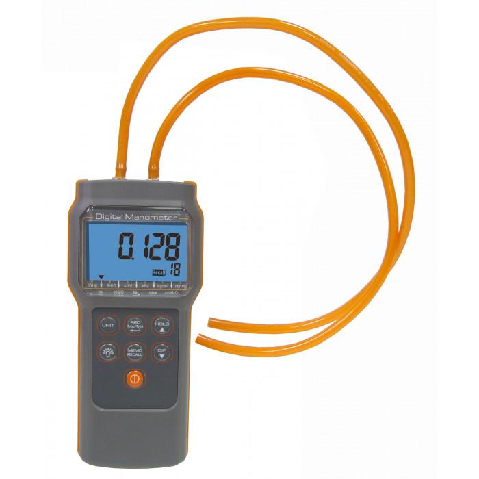 Цифровой манометр до 1psi с компьютерным интерфейсом 82012