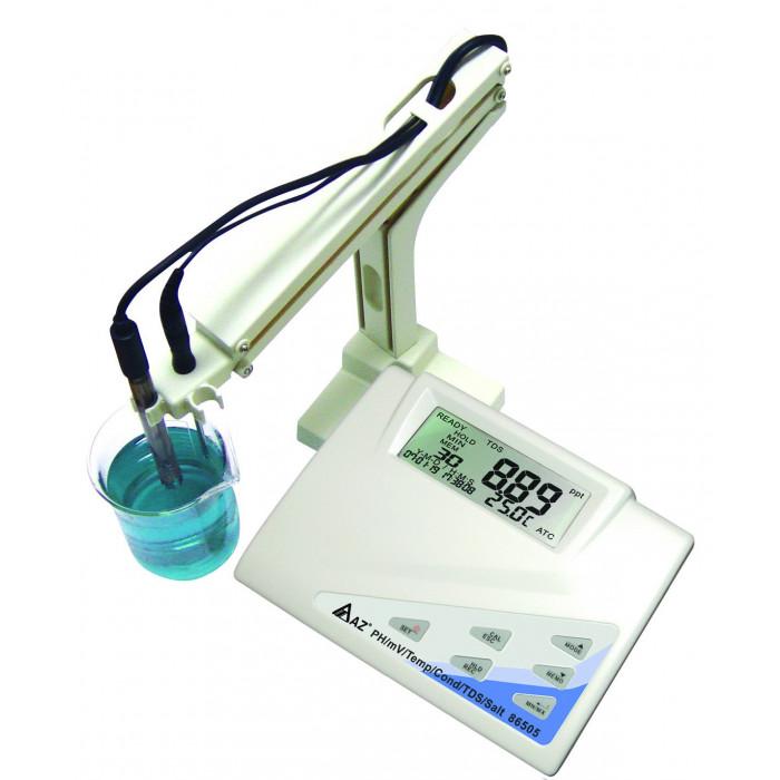 Лабораторный измеритель качества воды (pH, ORP, EC, TDS) 86505