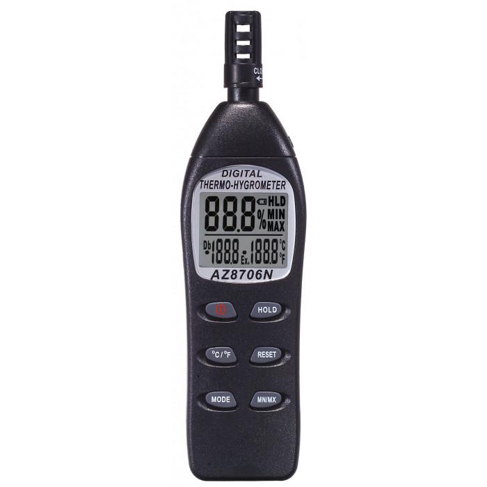 Портативный термогигрометр 8706N