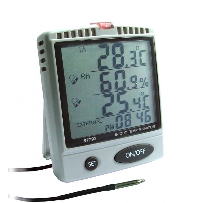 Настольный монитор температуры, влажности воздуха 87792