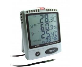 Настольный регистратор температуры, влажности воздуха 87799