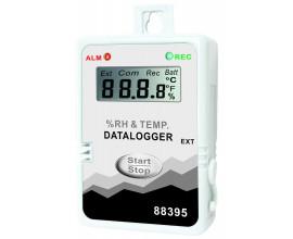 Влагозащищенный регистратор температуры и влажности воздуха 88395