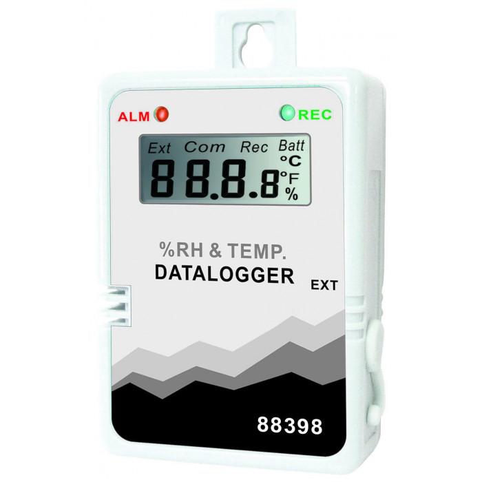 Влагозащищенный регистратор температуры и влажности воздуха 88398