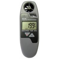 Портативный термоанемометр, гигрометр 89188