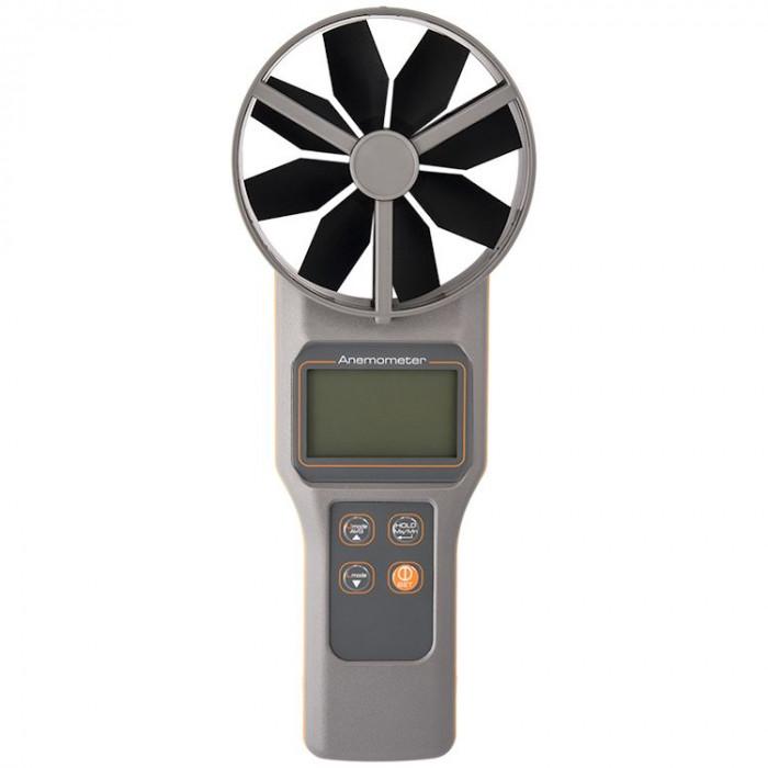 Термоанемометр, гигрометр с фиксированным датчиком 8917