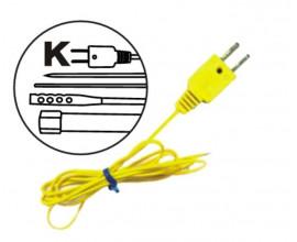 Термопара K-типа с проводом 4 м VE60A0YK