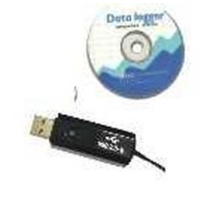 USB кабель и ПО для подключения термогигрометра к ПК VZUSBAZMN