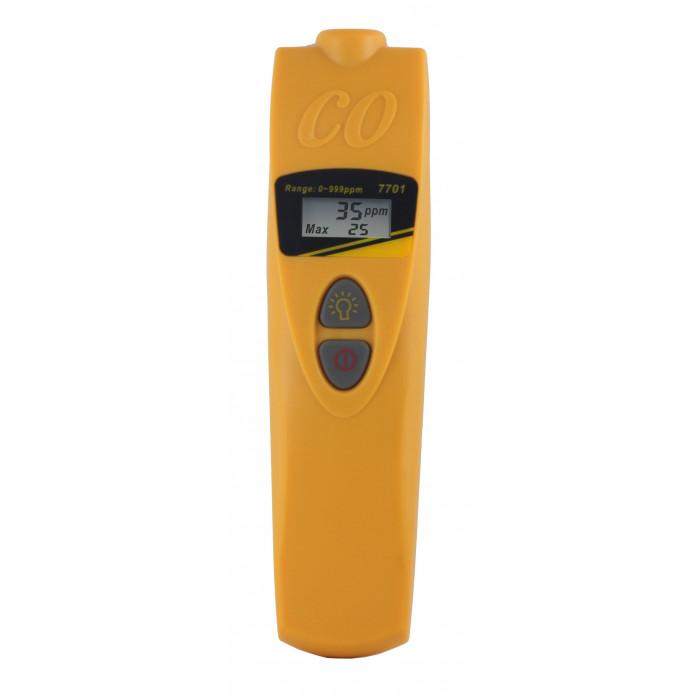 Портативный анализатор угарного газа в воздухе 7701