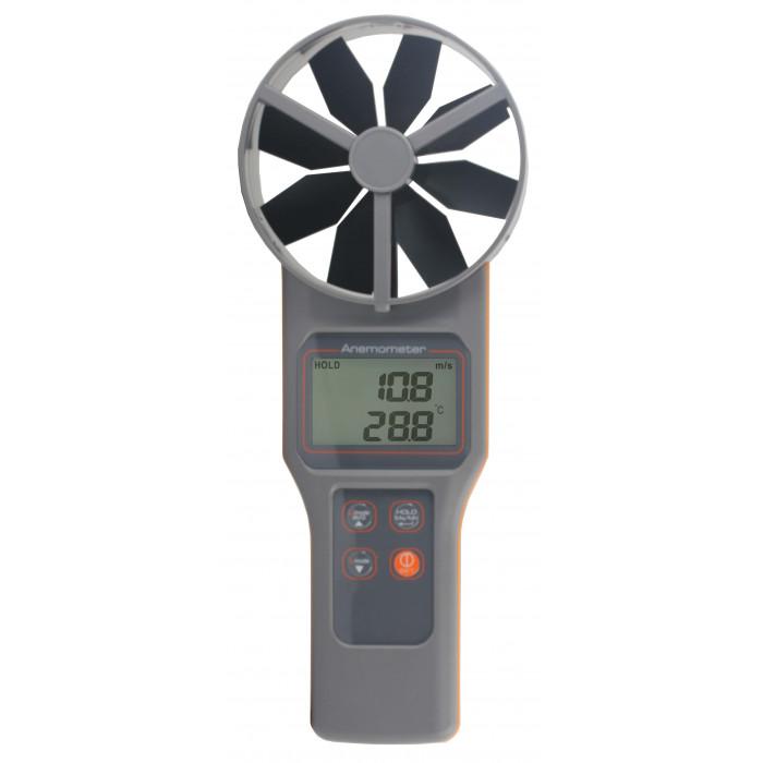 Термоанемометр, гигрометр, измеритель CO2 с фиксированным датчиком 8919