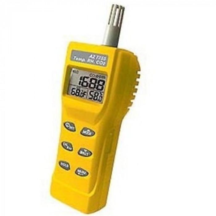 Портативный анализатор CO2 в воздухе, термогигрометр 7755