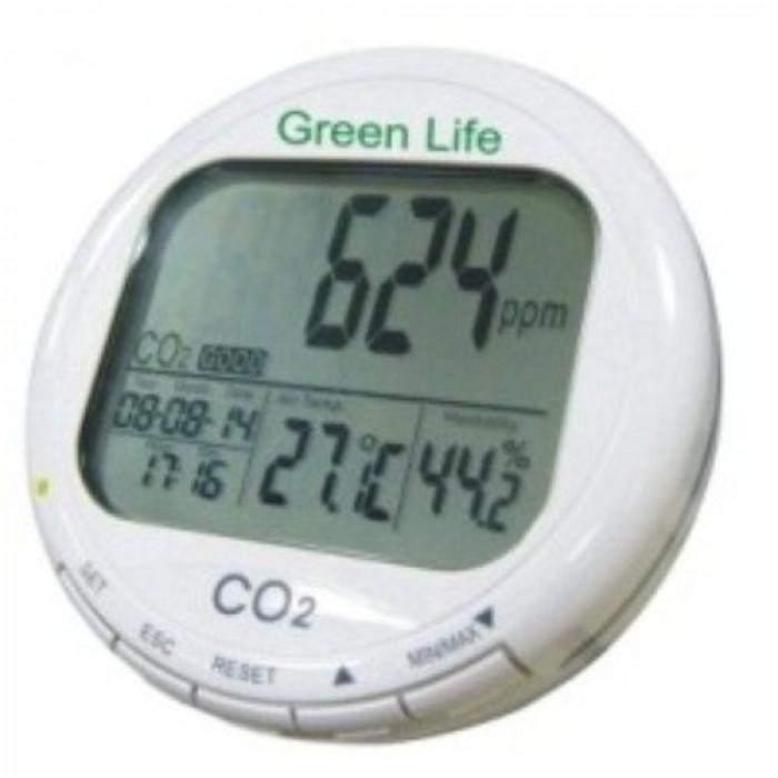 Настольный монитор CO2 в воздухе, термогигрометр 7787