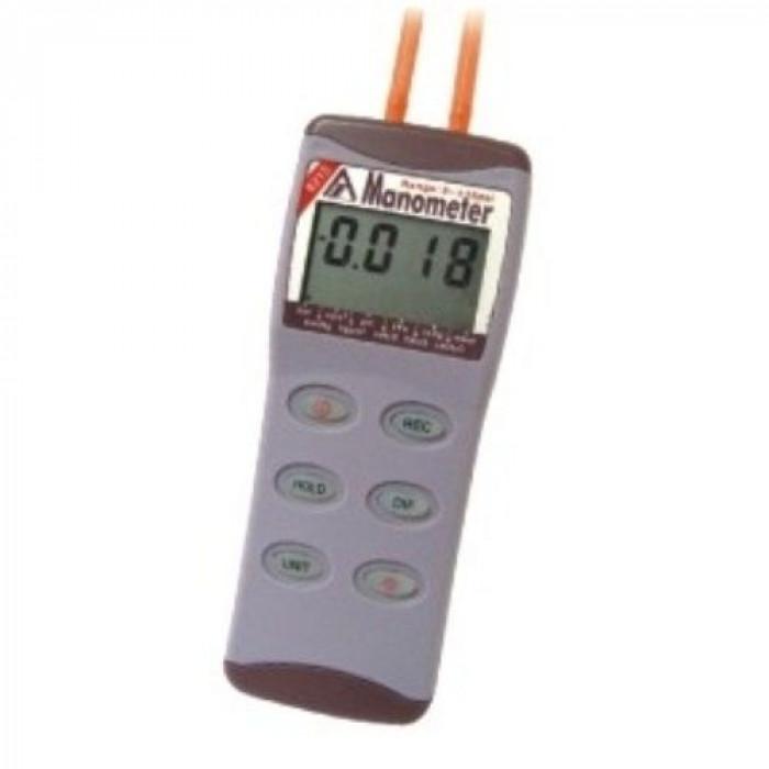 Цифровой манометр до 5psi с компьютерным интерфейсом 8205