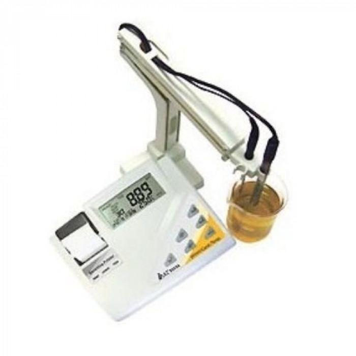 Лабораторный измеритель качества воды (pH, ORP, EC) со встроенным принтером 86554