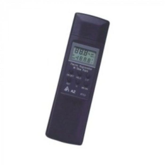 Термогигрометр с функцией измерения температуры точки росы 8703