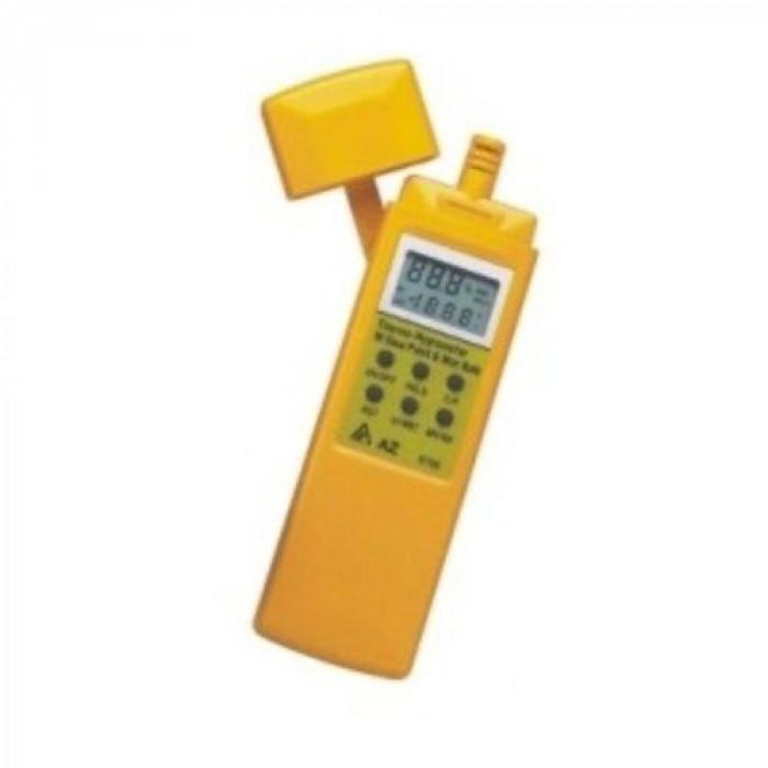 Термогигрометр с функциями измерения температуры точки росы и ощущаемой температуры 8705