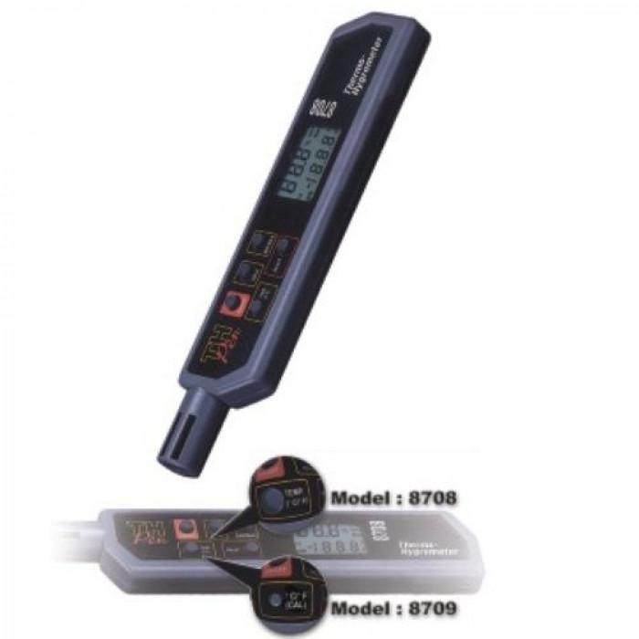 Компактный термогигрометр 8709