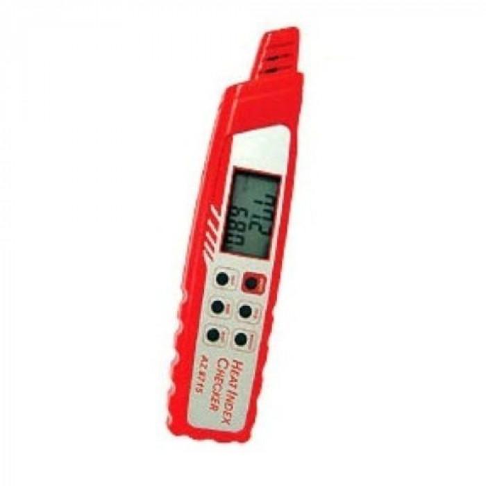 Компактный термогигрометр, измеритель индекса жары 8715