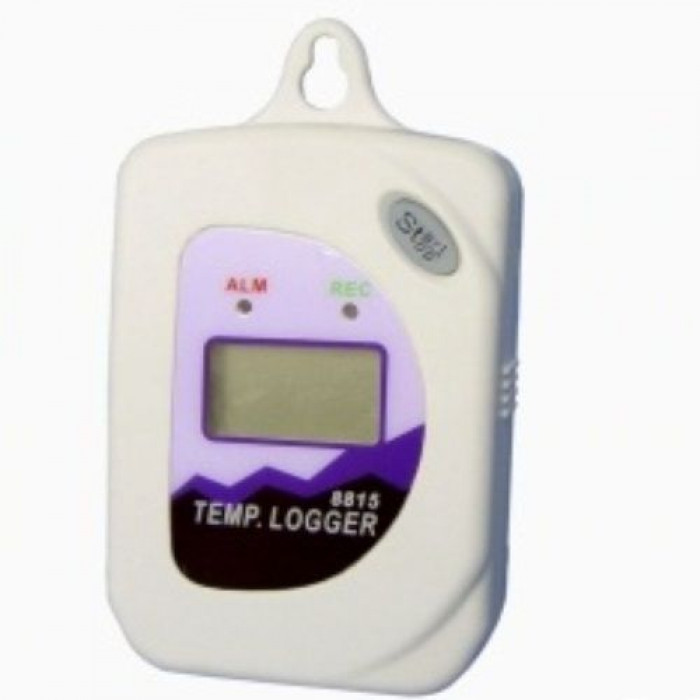 Влагозащищенный температурный регистратор 8815