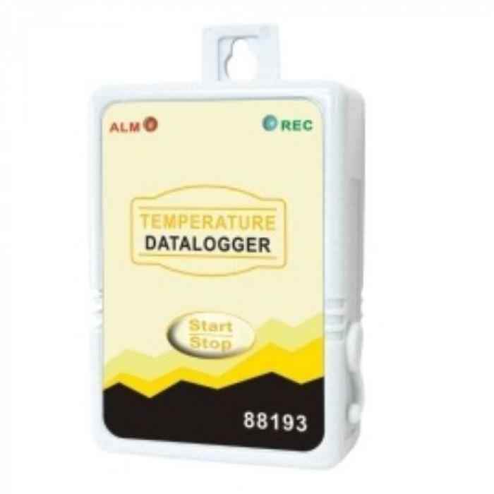 Влагозащищенный температурный регистратор без дисплея с USB портом 88193