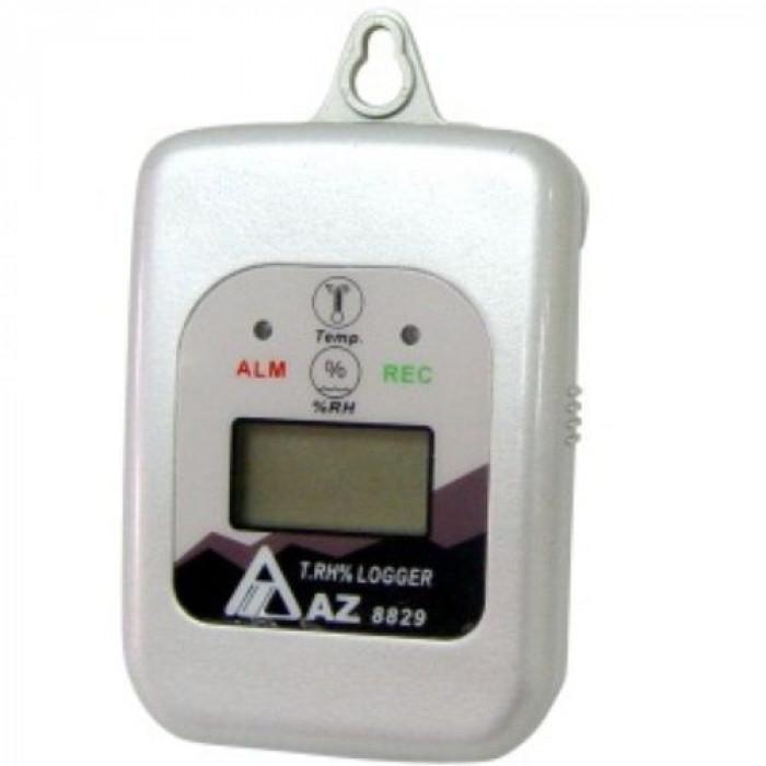 Влагозащищенный температурный регистратор 8828
