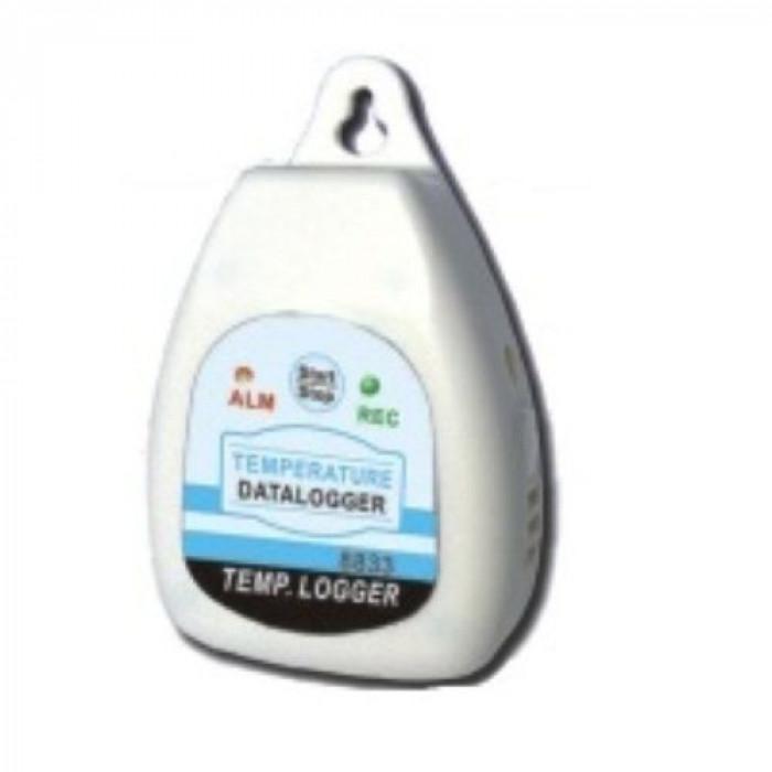 Влагозащищенный 2-х канальный температурный регистратор без дисплея 8833