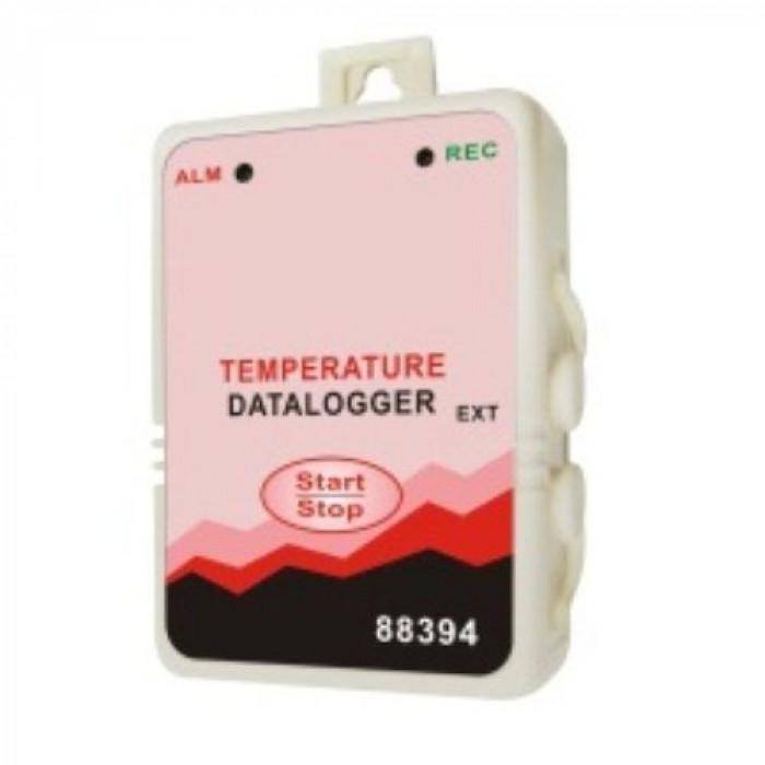 Влагозащищенный температурный регистратор со 2-м контактным датчиком 88394