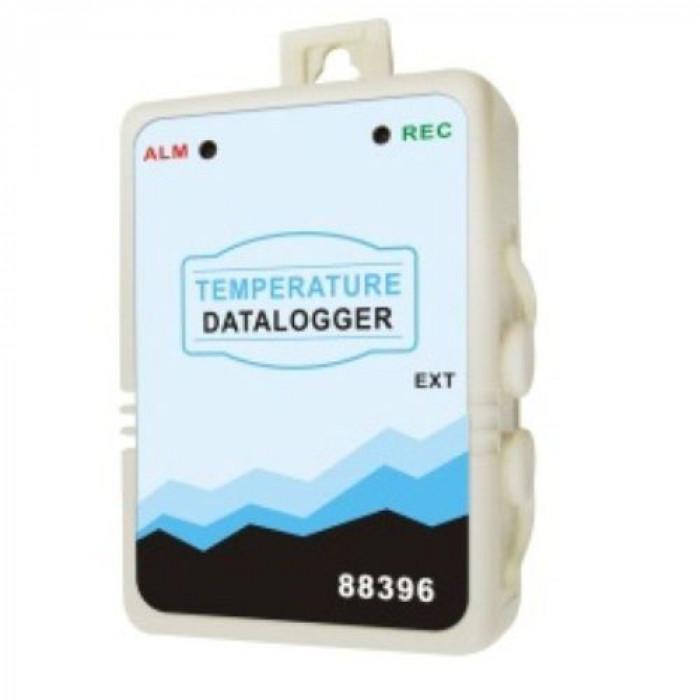 Влагозащищенный температурный регистратор без дисплея со 2-м контактным датчиком 88396