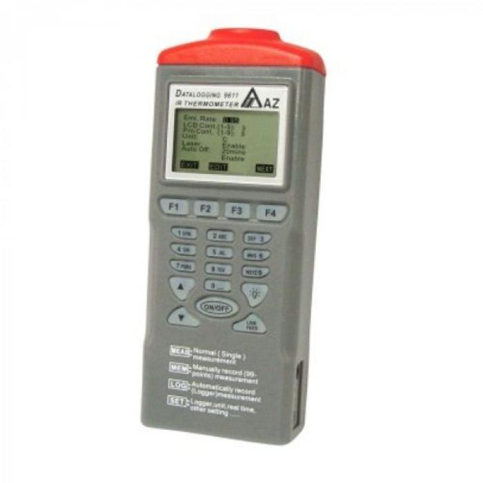 Инфракрасный термометр с функцией регистратора 9611