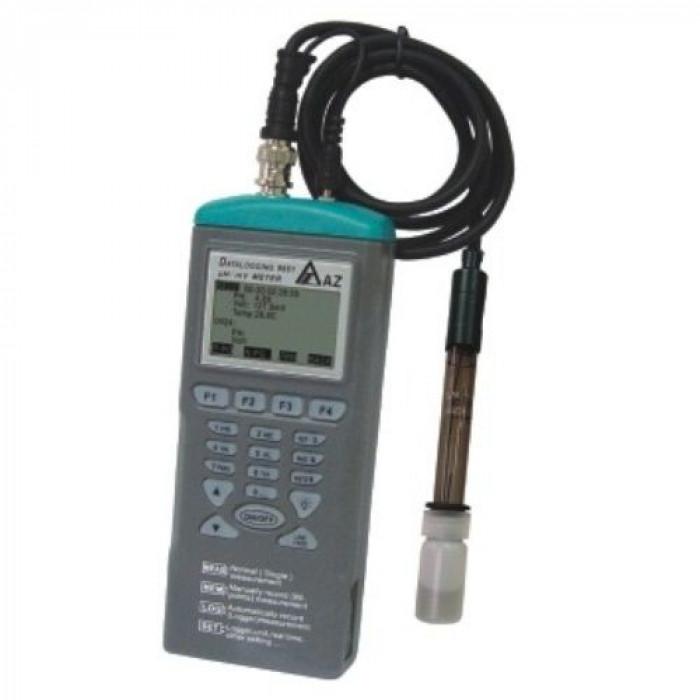 pH метр с функцией регистратора 9661