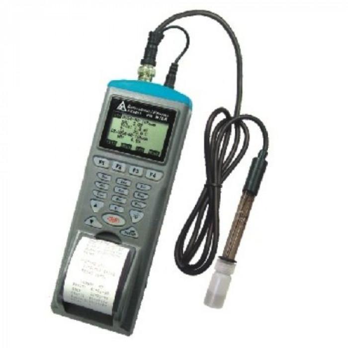 pH/ORP метр со встроенным принтером 9861