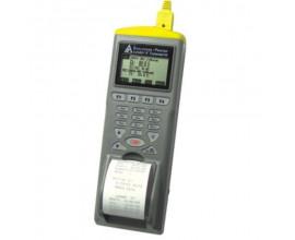 Контактный термометр, совместимый с термопарами K/J/T/R/S/E-типа со встроенным принтером 9882